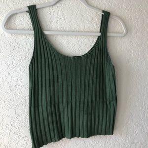 SHEIN Olive green tank